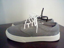 BRAND NEW BOYS SIZE 3 WONDER NATION CASUAL LACE UP SHOES (YOUTH SIZE)