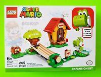 LEGO Super Mario Mario's House & Yoshi Expansion Set 205 pieces - NEW 71367