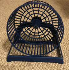 6.5� Blue Hamsters Gerbils Small Animals Exercise Wheel