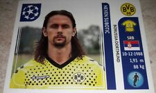 FIGURINA CALCIATORI PANINI CHAMPIONS LEAGUE 2011/12 DORTMUND SUBOTIC 2012