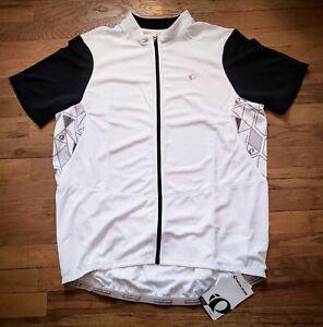 *NWT* Pearl Izumi Select Men's Attack Jersey in White Size: XXL Style:11121405