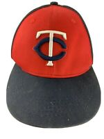 Minnesota Twins MLB DQ Dairy Queen 2016 Adjustable Adult Baseball Ball Cap Hat