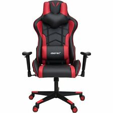 Merax U-Knight Series Racing Style Gaming Chair Ergonomic High Back PU Leather