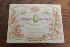Avon California Perfume Co Violet 1980 Anniversary Soaps