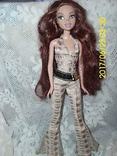 Mattel My Scene Dolls Rare Doll Chelsea in Madison's Out on The Town Outfit Shoe