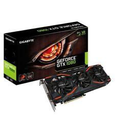 Cartes graphiques et vidéo GIGABYTE NVIDIA GeForce GTX 1080 pour ordinateur GDDR 5