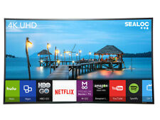 SEALOC LAN-SS7S-43 43in 4K UHD LANAI Weather Resistant Samsung 7-Series smart TV