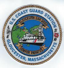 Uscg Station Gloucester, Ma (Us Coast Guard Patch)