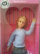 Only Hearts Club Doll karina Grace and Dog New Wearing blue