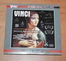 VINCI (DVD) Juliusz Machulski - Region 2 (UK) Polish, Polski