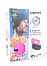 Earebel Headband Stirnband mit Lautsprechern Sportstirnband Pink 00781