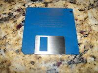 """Treasure Trap Commodore Amiga 3.5"""" floppy disk"""