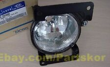 Fit 2005 ~ 2009 HYUNDAI TUCSON fog lamp light LH 1PCS Genuine Parts 92201 2E000