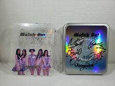 K-POP NeonPunch Mini Album - [Watch out] CD + Booklet. Signed by original Artist