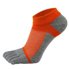 Men's Five Toe Socks Casual Sports Cotton Soft Breathable Colorful Socks 1 Pair