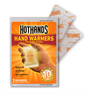 Little Hotties Hand Warmers 1 5 10 20 40 Pairs Safe Natural Odorless Heat lot
