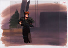 Gall Force Anime Cel Sandy with Gun Animation Art Bubble Gum Crisis Sonoda