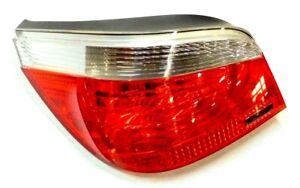 2004-2007 BMW 525i 530i 545i 550i M5 (E60) LEFT SIDE TAILLIGHT BRAKE LIGHT LAMP