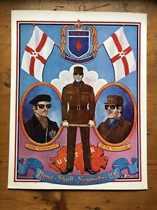 UDA Collectible Calender 1974 ORIGINAL COPIES NOT REPRINT