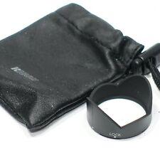 Ricoh Bayonet Lens hood for GR1v and GR1s 35mm film Camera GR 28mm lens