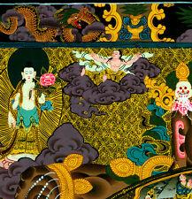 The Wheel Of Life 22x30 Hand Numbered Ltd. Edition Tibetan Art Mandala Art Print