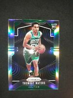 Tremont Waters 2019-20 Panini Prizm Silver RC No.286 Celtics