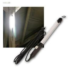 LED Arbeitsleuchte Kfz-Haken Werkstattlampe, 230V 8,5W 500lm Stablampe Handlampe