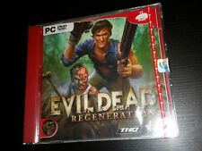 Evil Dead Regeneration Pc sealed disc