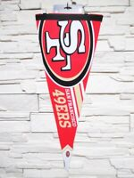 San Francisco 49 ers Wimpel Filz Pennant 75 cm !! NFL Football