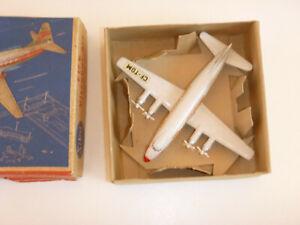 "Siku F 17b Passagier Flugzeug ""Viscount 814"", in OVP, 60ziger Jahre"