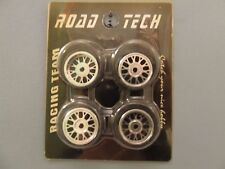 **XMODS ROAD TECH XM10/890F+RG RIMS AND RADIAL TIRES NARROW AND FAT NEW**