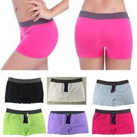 Women's Spandex Comfy Stretch Yoga Gym Exercise Sports Shorts Hot Pants NEW Sexy