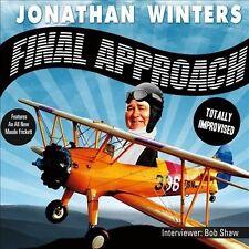 Final Approach [Digipak] by Jonathan Winters (CD-2011) NEW-Free Shipping