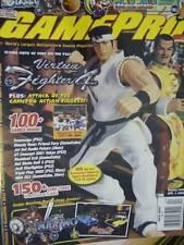 GamePro Magazine #163 April 2002 - Virtua Fighter 4, NBA Street, Jet Set Radio F