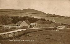WOOLER( Northumberland) : Humbleton Hill -PHOTOCHROM-WOOLER small single ring