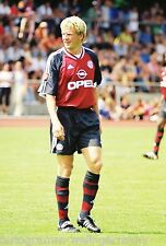 Stefan Effenberg Bayern München 2000-01 seltenes Foto+2