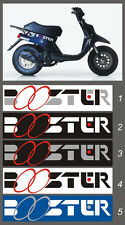 Adesivi ymaha Booster MBK - adesivi/adhesives/stickers/decal