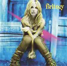 "CD TOUT NEUF new & sealed  Britney Spears "" Britney "" enhanced CD NEW NEUF !"