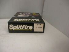 Splitfire Spark Plugs SF4E Set of 4