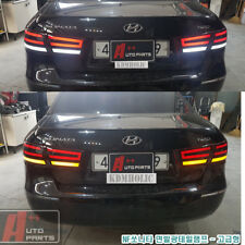 Two Plus Auto VER.3 Surface Emitting LED Custom Taillights for Hyundai Sonata NF