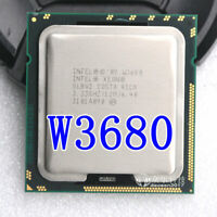 Intel Xeon W3680 3.33 GHz 6.4 GT/s 12 MB SLBV2 LGA 1366 CPU Processor Tested
