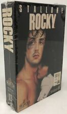 NEW sealed Rocky I Video 8 Movie 8mm Sylvester Stallone