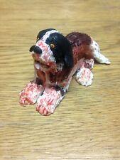 """2.5"""" Cujo Stephen King Dog Custom Horror Figurine Figure Cake Topper"""