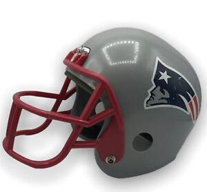 Franklin New England Patriots Plastic Football Helmet Replica NFL Decorative