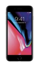 New listing Apple iPhone 8 Plus - 64Gb - Space Gray/Black (Unlocked) A1897 (Gsm)