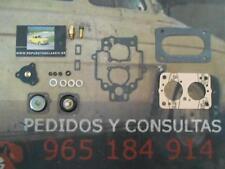 27 SUPER KIT REPARACION CARBURADOR WEBER 32/34 TLDE FIAT TIPO DGT, TEMPRA 1.4, 1