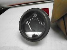 Army Jeep Truck Generator Hot Rod 0-60 Oil Pressure Gauge