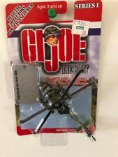 Maisto GI Joe Series 1 Metal MH-60K Night Hawk Helicopter Green Dog Tag