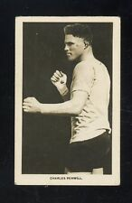 """1922 Boy's Friend """"Rising Boxing Stars"""" #4  Charles Penwill   LOOK !!"""