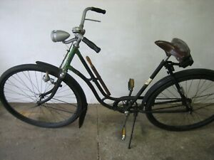 Oldtimer Fahrrad Diamant gebraucht / 28 - Zoll -Rahmen + Räder